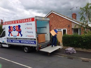 House Removal Company in Harrogate