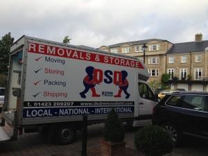 House Removals Harrogate