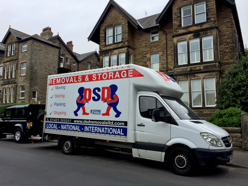 House  Removals Harrogate