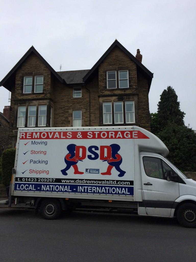Removal Companies Harrogate