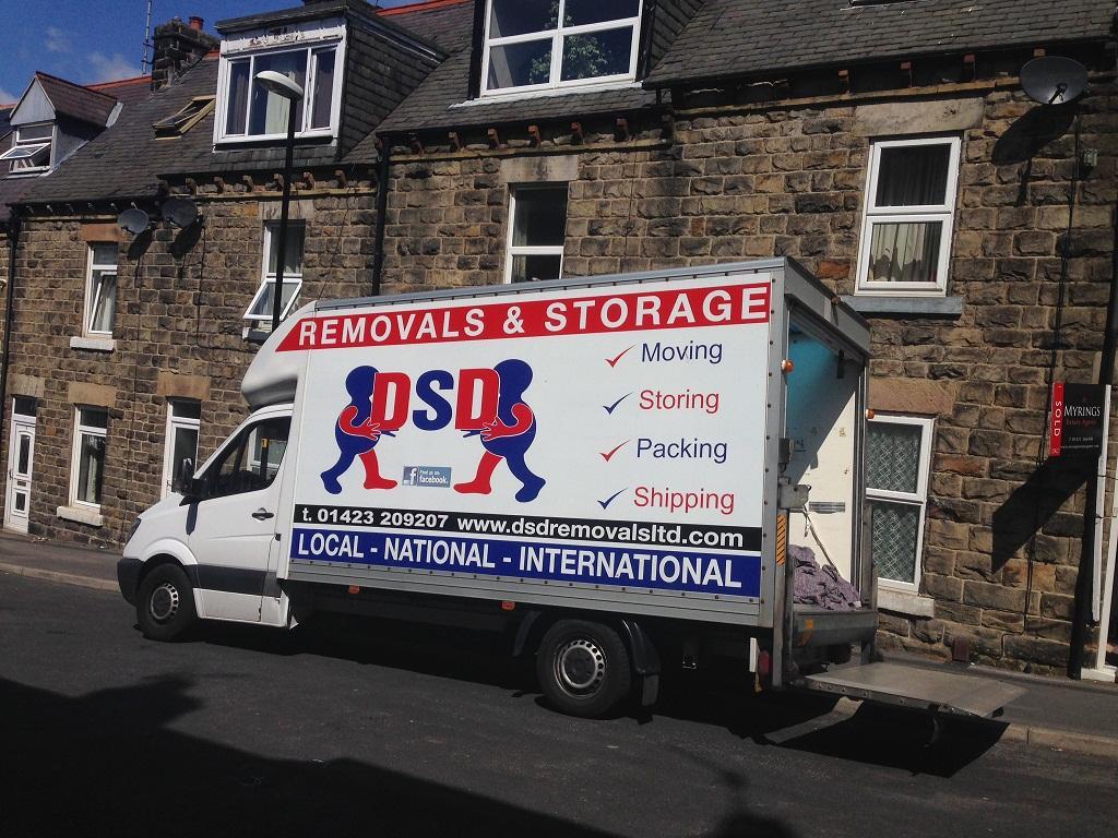 Removals in Harrogate