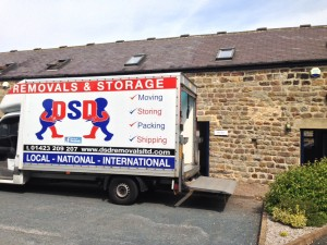 Office Removals From Wetherby to Harrogate